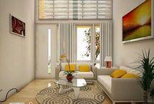 Desain Ruang Tamu 3x3 Minimalis Ideal