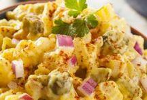 Salade composée / Sale de pomme de terre