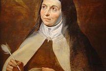 Teresa de Ávila (1515-82) -- Libro de la vida (1562) / SPAN4210 - Southern Utah University