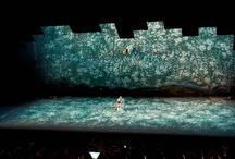 Opera and theatre