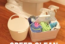 Clean, Tidy and Organised / Ideas, tips and inspiration for being organised, clean and tidy!