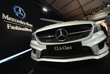 CLA-Class Ready to Wear / by Mercedes-Benz USA