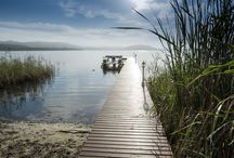 Lakeside Lodge & Spa / Our 9 bedroom suites are luxuriously appointed and have views of the Swartvlei Lagoon with its small game and rich bird life. Fresh flowers are put in all the rooms daily, as are gifts from the chef.   http://www.lakesidelodge.co.za/aboutus/