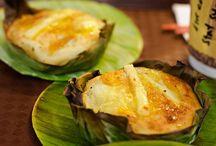 Filipino dishes and baking