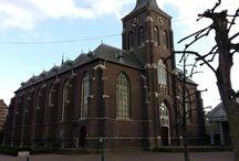Sint Nicolaas kerken / gespot
