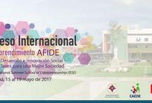 RED INTERNACIONAL AFIDE EMPRENDE / Red Internacional AFIDE EMPRENDE