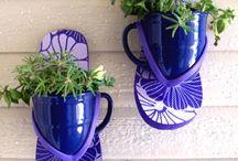 Pot de fleurs Déco florale