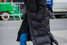 Puffer coat
