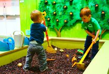 {Play} Pretend City Exhibits / by Pretend City Children's Museum