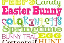 Holiday Ideas-Easter / by Kathy McCann
