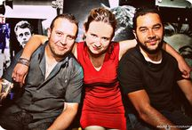 DJ's @ The Morgan Fri-Sun / Aneta Moran Saxophonist, Hudson Passos, Dave Decadence Percussionist @ The Morgan Weekends. / by The Morgan Hotel