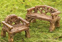 Fairies Living In The Garden! / by Janice-Bob Ottley