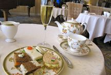 Afternoon or High Tea