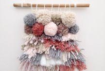 hand made(yarn)
