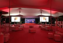 Virgin Voyage - Richard Branson Event - Fincantieri / Tents @TentickleItalia for Virgin Voyage  #ShipTease 600mq