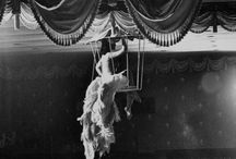 Burlesque, Vaudeville and Circus