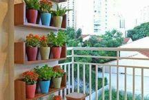 """Jardins verticais dão um """"up"""" na decoração!"""