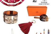 Hermes Treats at The Dresser  / A fab selection of Hermes that we have in store and collection of designs that we love!
