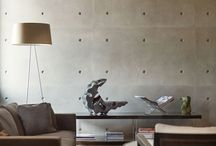 loft/industrial style