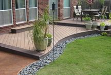 Decks / Portfolio of decks that Wood Crafters has designed and built in the Houston, Texas area.