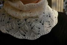 Rund halstørklæde
