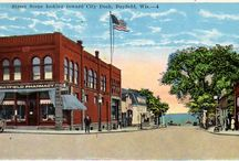 Historic Bayfield and the Apostle Islands / Historical images of Bayfield and the Apostle Islands / by Bayfield WI