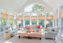 Home Decor Sunrooms