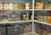 Pantry / by Tori Smith