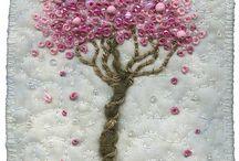Вышивка, текстильные украшения