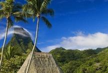 Polynésie française: mon rêve!