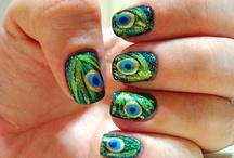 nails / by hanna mazukina