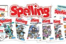 Handwriting & Spelling Resources / by Amanda Raymond
