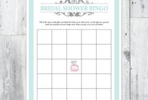 Bridal Shower Ideas / by Rachel Mintz
