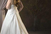 Brautkleider in Übergrößen