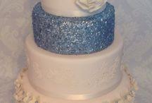 My Wedding cakes.