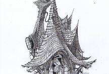 fantasie huizen