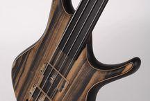 Handmade guitars / Handmade guitars bas