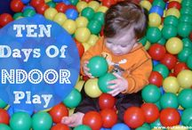 10 Days of Indoor Play in Connecticut