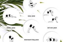 Yoga moves ♀️