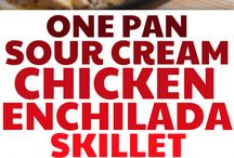 one skillet or pan meals