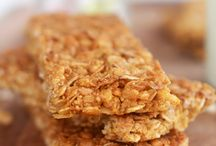 Recipes to Try - Granola Bars