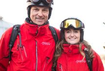 Our Adults Ski Programmes / Carefully crafted programmes and services shaped by our clients' feedback. Courses for novices - the perfect introduction, as well as guides and specialist tuition for advanced skiers.