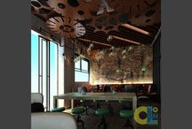 cafe's and bars / www.olonconstruction.gr