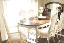 Dinning room / by Patty Garica-Gill