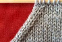 tricot aiguilles