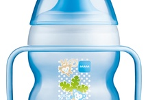 MAM Weaning - Baby/ toddler Bottle and cup design