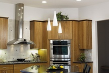 Bright Ideas - Kitchens / Add flavor to your kitchen with new lighting!