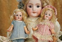 Antikke dukker
