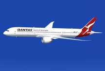 Boeing 787 Dreamliner Aircraft / Boeing 787 Dreamliner Aircraft Beautiful Commercial Airliner