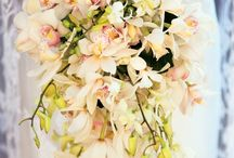 Pale Pink/Blush Flower Arrangements / A selection of light pink flower arrangements, bouquets, centerpieces, event decor, corsages and boutonnieres. / by Fly Me To The Moon Florists